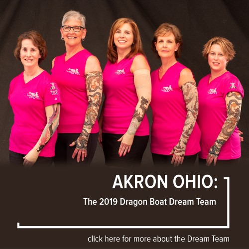 Dragon Dream Team, The 2019 Dragon Boat Dream Team