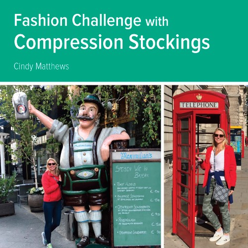 Fashion Challenge with Compression Stockings