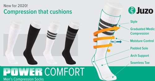 juzo power comfort socks